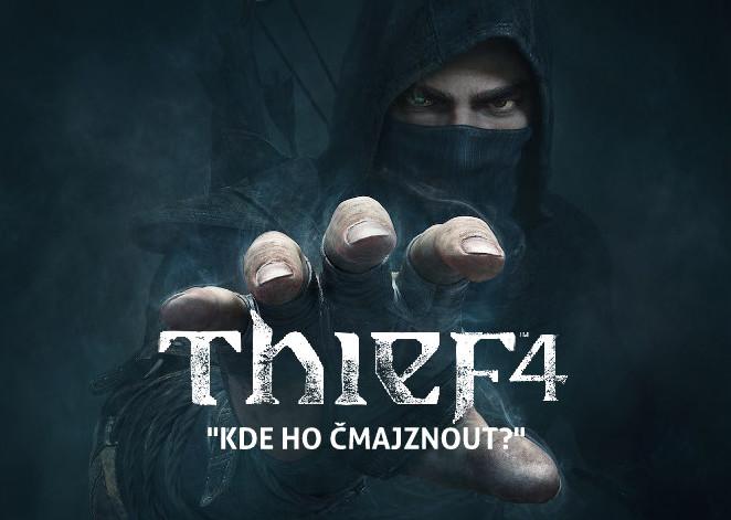 Thief 4 cena